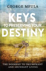 Cover-Keys to Preserving Your Destiny
